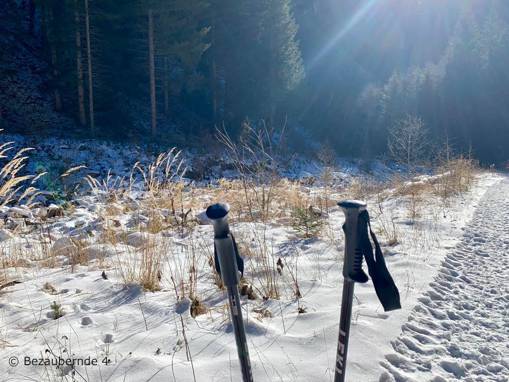 Auch für den Wintersport ist Meran 2000 eine tolle Region.