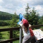Hahnenkamm Erlebnispfad: Wandern mit Kindern