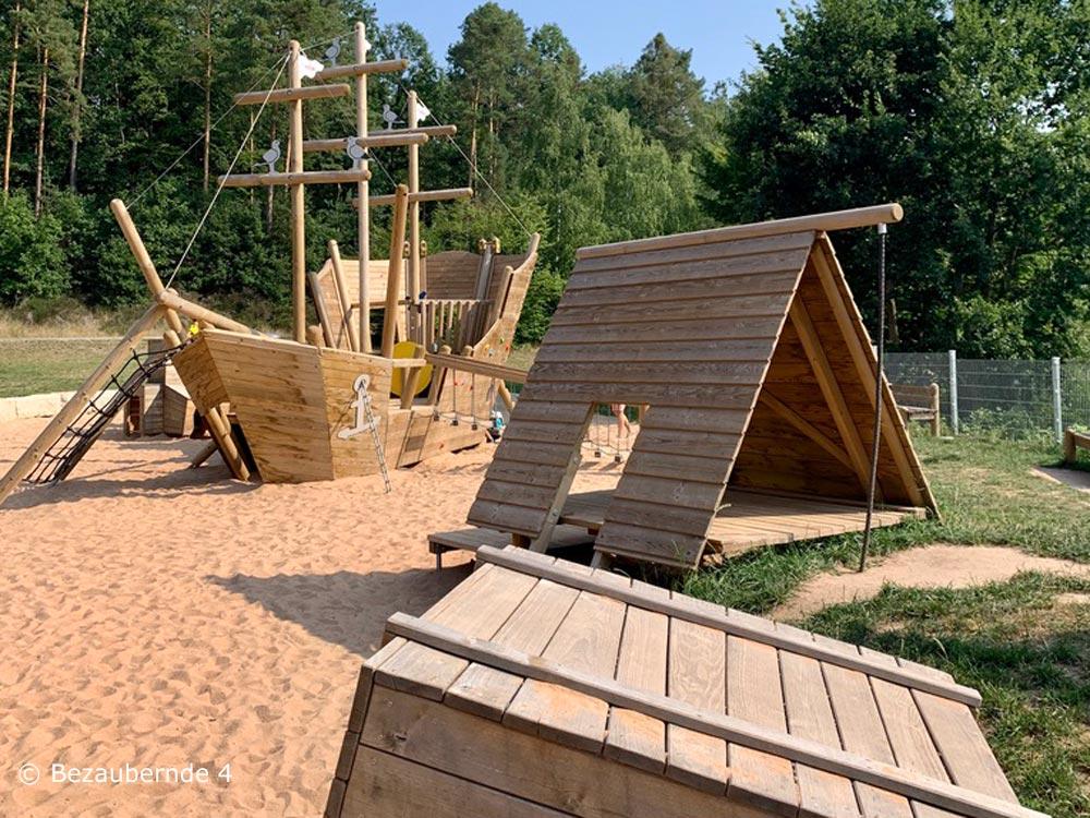 Spielplatz Allmannsdorf am Brombachsee