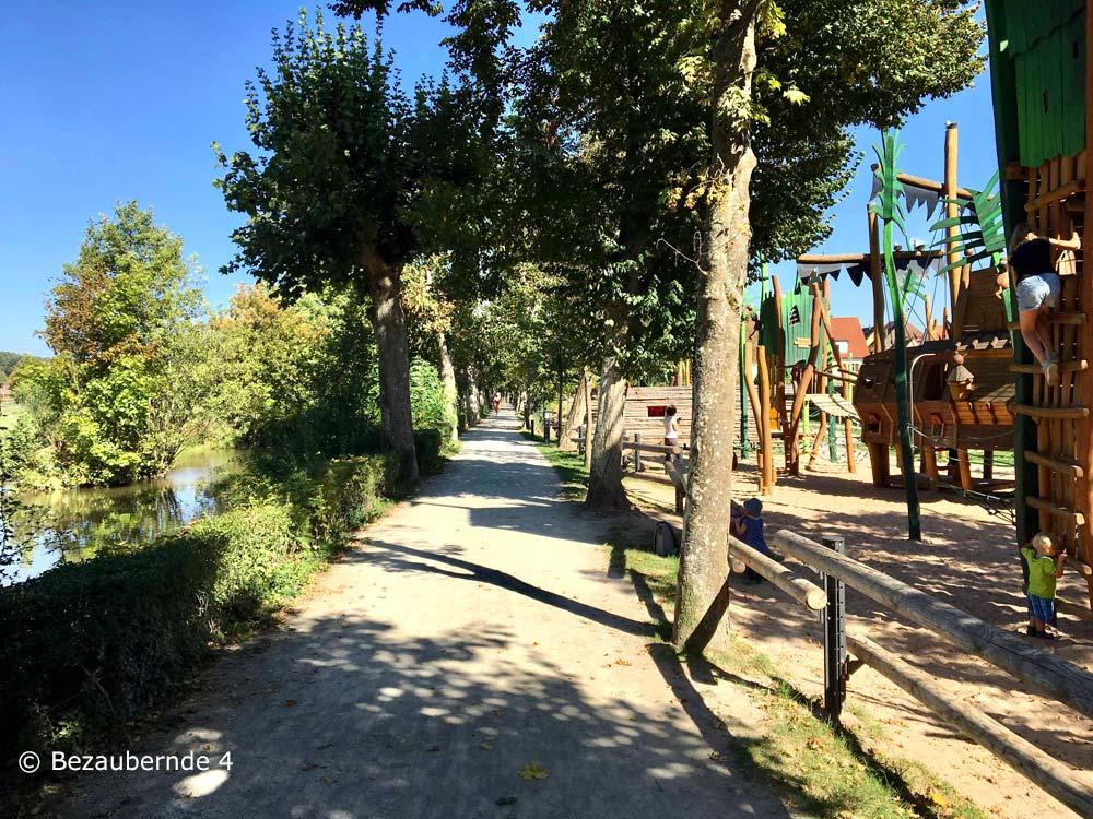 Spielplatz Langenzenn Fürth