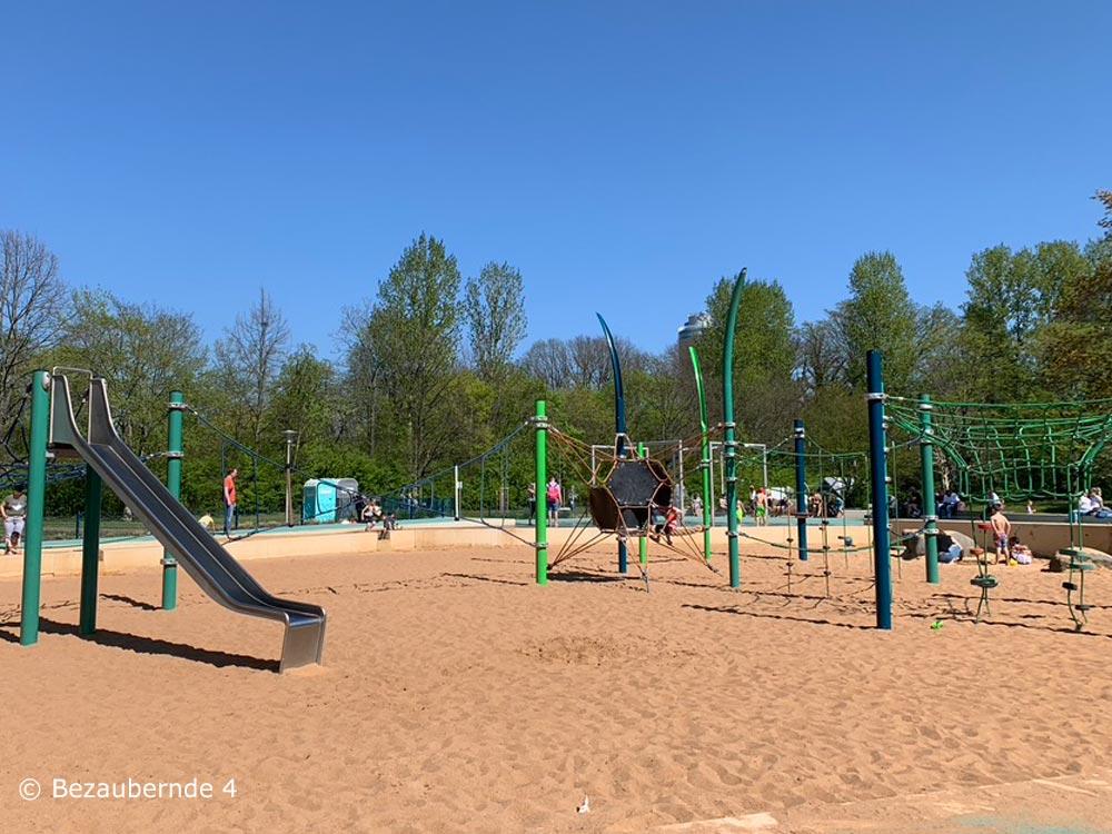 Spielplatz am Wöhrder See Nürnberg