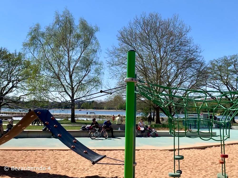 Spielplatz Wöhrder See Nürnberg