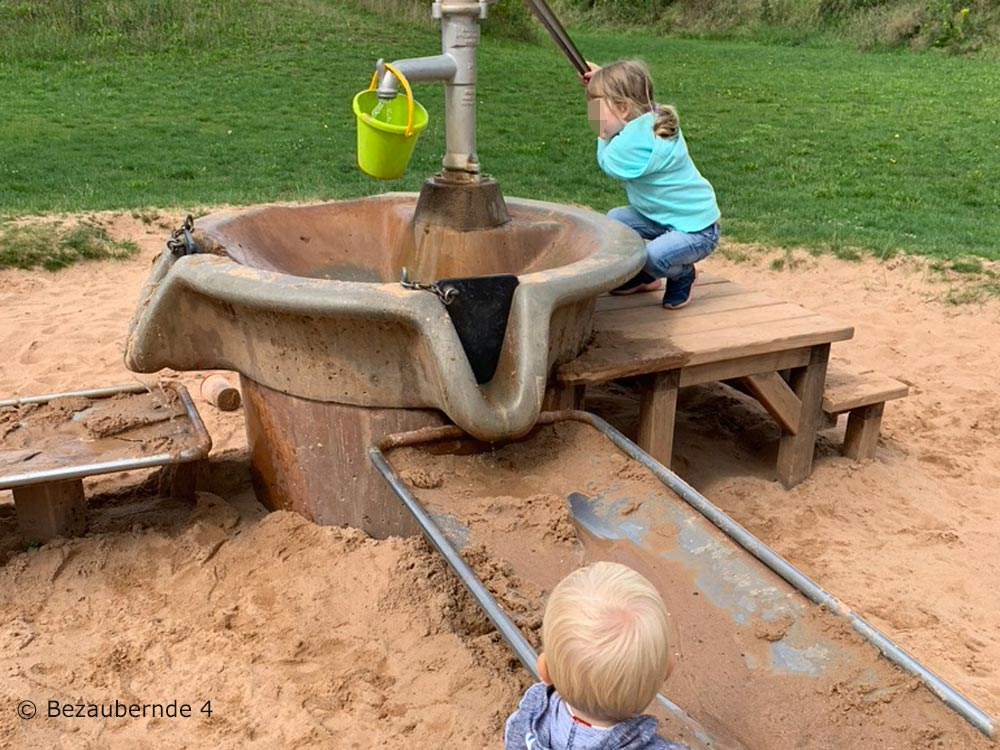 Spielplatz Zirndorf Kinderpark
