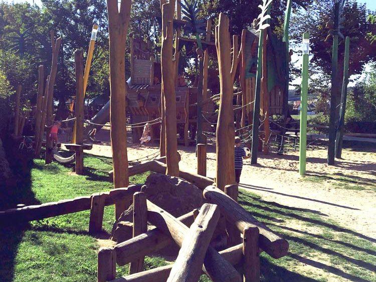 Spielplatz in Langenzenn